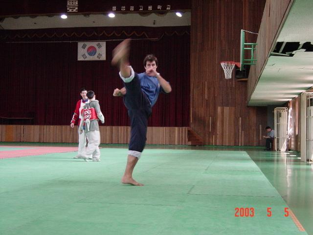Training_in_korea